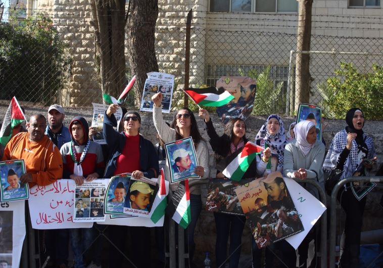 הפגנה נגד רוצחי מוחמד אבו ח'דיר. צילום:מרק ישראל סלם